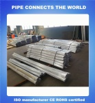 Aluminum pipe straight length with ROHS certification