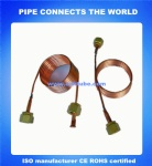Capillary copper pipe fittings